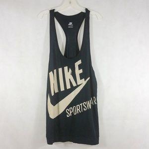 Nike Racerback Long Tank